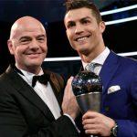 FIFA cải tiến giải The Best để hấp dẫn hơn Quả Bóng Vàng