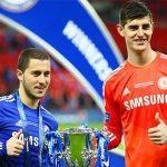 Real tính dùng 'người thừa' để nhử Chelsea nhả Hazard và Courtois