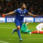 Higuain: 'Tôi không ghi bàn mà Juventus thắng thì vẫn vui'