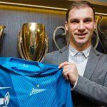 Ivanovic rời Chelsea, tái xuất ở giải Ngoại hạng Nga