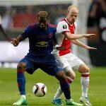 Đội trưởng Ajax: 'Man Utd chỉ rình rập và ăn may'