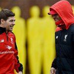 Jurgen Klopp sẵn sàng giúp Gerrard trở thành HLV hàng đầu