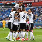 Đức thắng sát nút Australia sau cuộc rượt đuổi tỷ số
