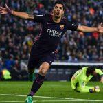Suarez chấm dứt cơn khát ghi bàn, Barca thắng đậm trận derby