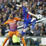 Barca cho Mathieu đến thử việc tại Sporting Lisbon