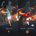 Man Utd tranh vé vào chung kết Europa League với Celta Vigo