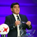 Maradona trở lại làm HLV sau năm năm thất nghiệp