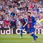 Messi sút phạt đền kiểu Panenka, Barca giữ đỉnh bảng La Liga