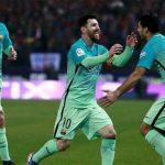 Thắng Atletico, Barca chạm tay vào vé dự chung kết Cup Nhà vua