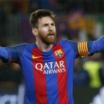 Messi bứt xa trong cuộc đua Giày vàng