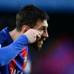 Thông điệp phía sau màn chia vui lạ mắt của Messi
