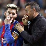 Messi: 'Enrique nói tôi là cầu thủ hay nhất lịch sử'