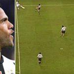 Dani Alves tố Real giành chiến thắng xấu xí trước Juventus năm 1998