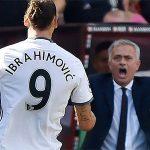 Mourinho nói gì với Ibrahimovic về tương lai sau phẫu thuật đầu gối
