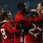 Man Utd gặp đội bóng Nga ở vòng 1/8 Europa League