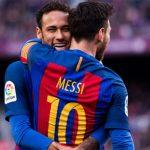 Ronaldinho: 'Neymar cùng đẳng cấp với Messi và Ronaldo'
