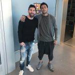 Neymar tung ảnh chụp với Messi, cười nhạo phe chỉ trích