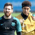 Ronald de Boer: 'Neymar sẽ thay Messi khi chín chắn hơn'