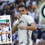 Pepe chuẩn bị chia tay Real, gia nhập Inter