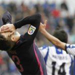 Pique: 'Chiến thắng PSG vắt kiệt sức của Barca'