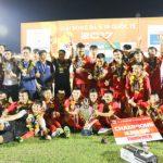 U19 Việt Nam vô địch giải U19 quốc tế