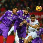 Ramos phản lưới, Real nhận thất bại đầu tiên sau 40 trận