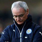 Leicester City sa thải HLV Ranieri