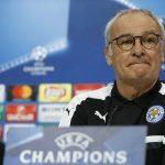 Ranieri: 'Trận đấu với Sevilla có thể thay đổi vận mệnh Leicester'