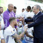 Cầu thủ Real nhận thưởng lớn nếu vô địch Champions League