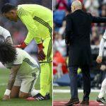 Mất Modric và Marcelo, Real lâm vào khủng hoảng lực lượng