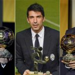 Ronaldo, Buffon và Messi dẫn đầu cuộc đua Quả Bóng Vàng