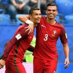 Ronaldo lại ghi bàn, Bồ Đào Nha vào bán kết với vị trí đầu bảng A