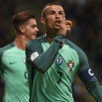 Ronaldo lập cú đúp, Bồ Đào Nha nối dài mạch thắng ở vòng loại World Cup