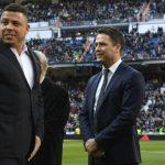 Ronaldo sốc vì bị Owen chê béo