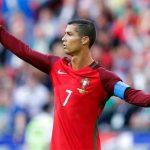Ronaldo ngừng ghi bàn, Bồ Đào Nha mất điểm ở phút bù giờ