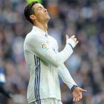 Ronaldo dính chấn thương ngay trước trận Champions League