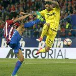 Thua trên sân nhà, Atletico gần cạn hy vọng bám đuổi Barca và Real