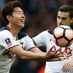 Sao Hàn Quốc lập hattrick, đưa Tottenham vào bán kết Cup FA