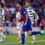 Thắng ngược sau khi thua hai bàn, Barca vẫn phải nhường ngôi cho Real