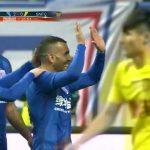 Tevez ghi bàn đầu tiên tại giải vô địch Trung Quốc