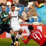 Juventus thắng nhẹ, Roma và Milan thua ngược trên sân khách
