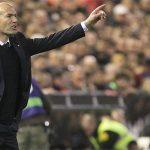 Zidane: 'Real Madrid thua trận ngay trong 10 phút đầu tiên'