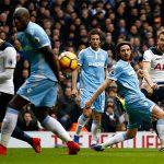 Harry Kane lập hattrick, Tottenham lên nhì bảng