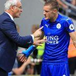 Jamie Vardy bị doạ giết sau khi Leicester sa thải Ranieri