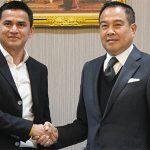 Chủ tịch LĐBĐ Thái Lan: 'Thay Kiatisuk để đội tuyển lột xác'