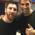 Suarez: 'Messi là cầu thủ hay nhất lịch sử bóng đá'
