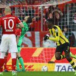 Dortmund thắng ngược Bayern, vào chung kết Cup Quốc gia Đức
