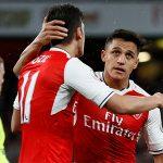 Mesut Ozil lập kỷ lục về số cơ hội tạo ra trong một trận đấu