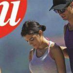 Rộ tin đồn bạn gái Ronaldo mang bầu song thai
