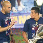Guardiola nói gì với học trò trong ngày cuối dẫn dắt Barca
